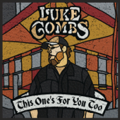 Must've Never Met You-Luke Combs