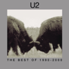 U2 - The Best of U2 (1990-2000) artwork