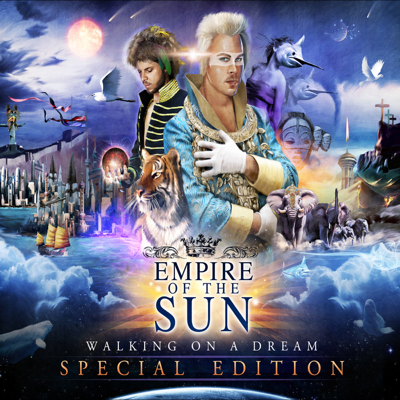Walking On a Dream - Empire of the Sun song