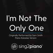 [Download] I'm Not the Only One (Originally Performed by Sam Smith) [Piano Karaoke Version] MP3