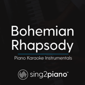 Bohemian Rhapsody (Lower Key) [Originally Performed by Queen] [Piano Karaoke Version]