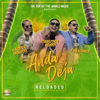 Anda Deja - Single - J Alvarez