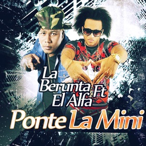 Ponte la Mini (feat. El Alfa) - Single Mp3 Download