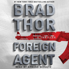 Foreign Agent: Scot Harvath, Book 15 audiobook