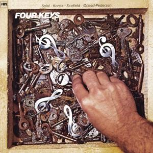 Four Keys (with Lee Konitz, John Scofield & Niels-Henning Ørsted Pedersen)