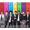 AAA 10th ANNIVERSARY BEST<Original AL> ジャケット写真