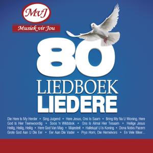 Die Gospel Sangers - 80 Liedboek Liedere