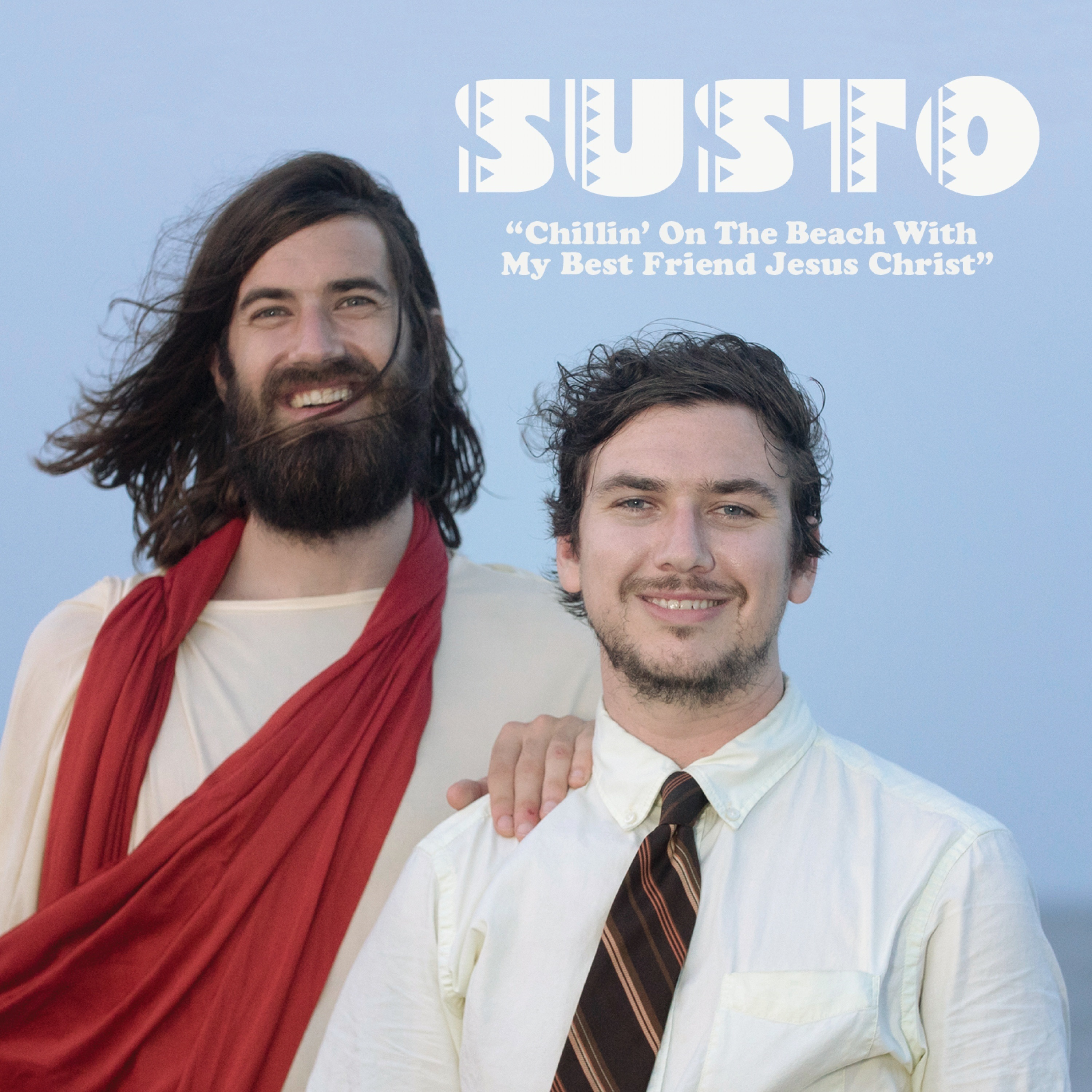 Chillin' On the Beach With My Best Friend Jesus Christ - Single