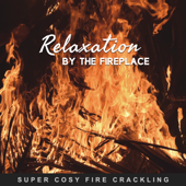 Relaxation by the Fireplace: Super Cosy Fire Crackling Session