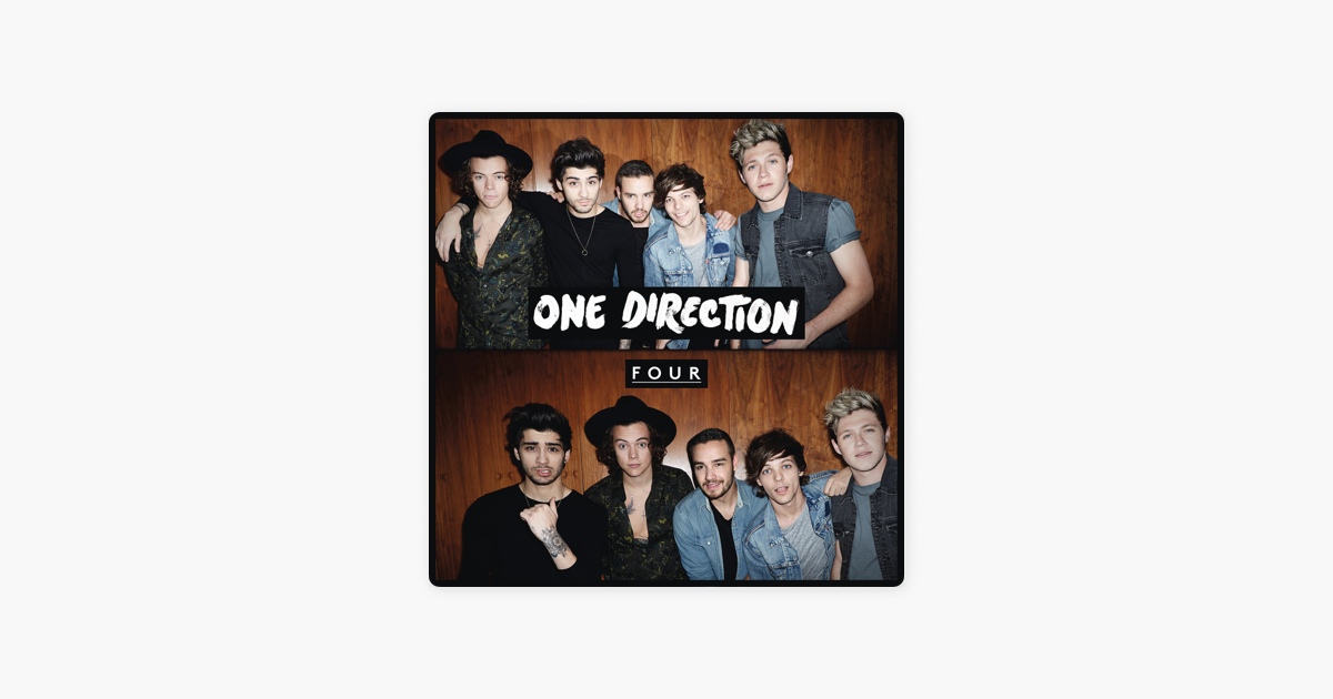 ‎FOUR by One Direction on iTunes