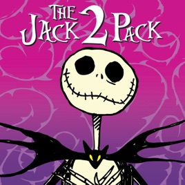 The Jack 2 Pack (The Nightmare Before Christmas) Various Artists