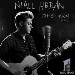 View album Niall Horan - This Town (Live, 1 Mic 1 Take) - Single
