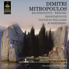 Mitropoulos Conducts Rachmanonov, Shostakovich, Vaughan-Williams and Others