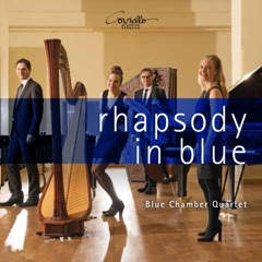 Rhapsody in Blue (Arr for Piano , Harp, Bass and Vibraphone)