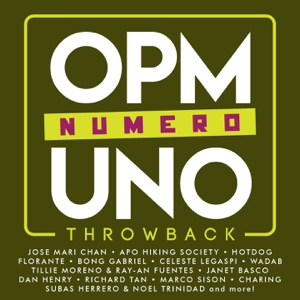 Various Artists - OPM Numero Uno Throwback