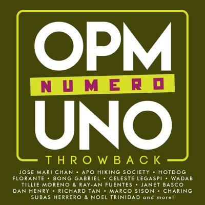 OPM Numero Uno Throwback - Various Artists album