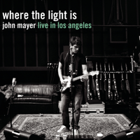 John Mayer - Free Fallin' (Live) artwork