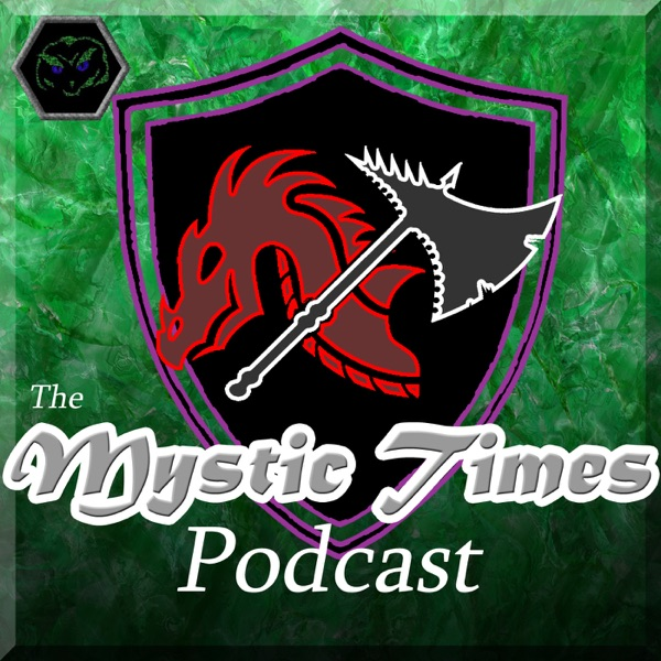 Mystic Time Podcast – Arjade's Games Dungeons and Dragons Podcast