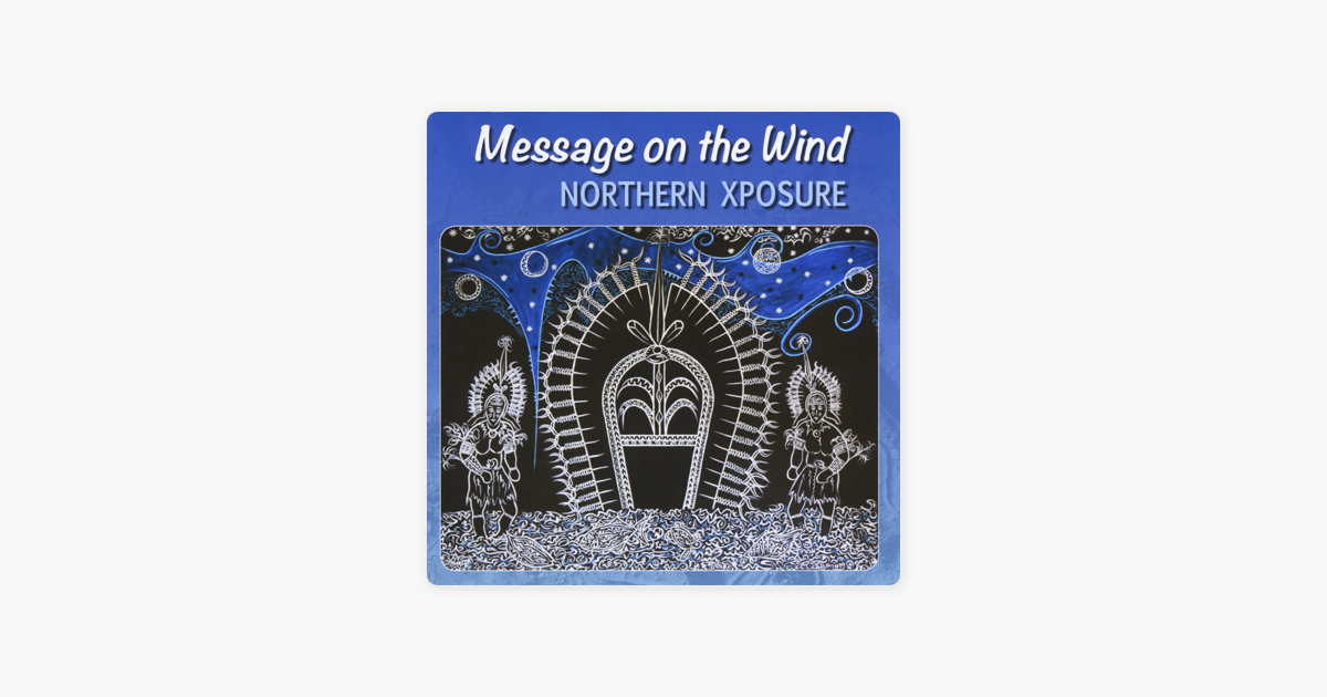 message on the wind