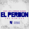 Nicky Jam & Enrique Iglesias - El Perdón (Nesty Remix) artwork