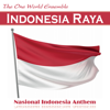 Indonesia Raya (Nasional Indonesia Anthem) - The One World Ensemble