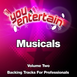 Musicals - Professional Backing Tracks, Vol  2 by You Entertain