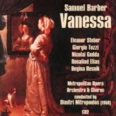 Samuel Barber: Vanessa (1958), Vol. 2