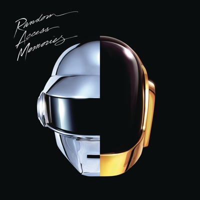 Daft Punk - Random Access Memories постер