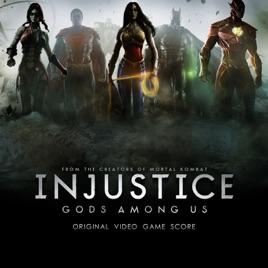Injustice gods among us original video game score by various injustice gods among us original video game score voltagebd Choice Image