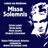 Ludwig van Beethoven: Missa Solemnis (1958)