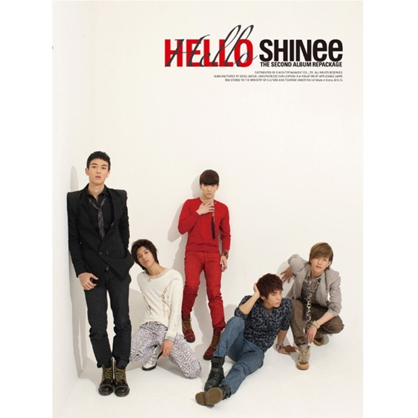 Hello - The 2nd Album (Repackage)