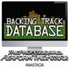 Backing Track Database - The Professionals Perform the Hits of Anastacia (Instrumental) - Single, The Professionals