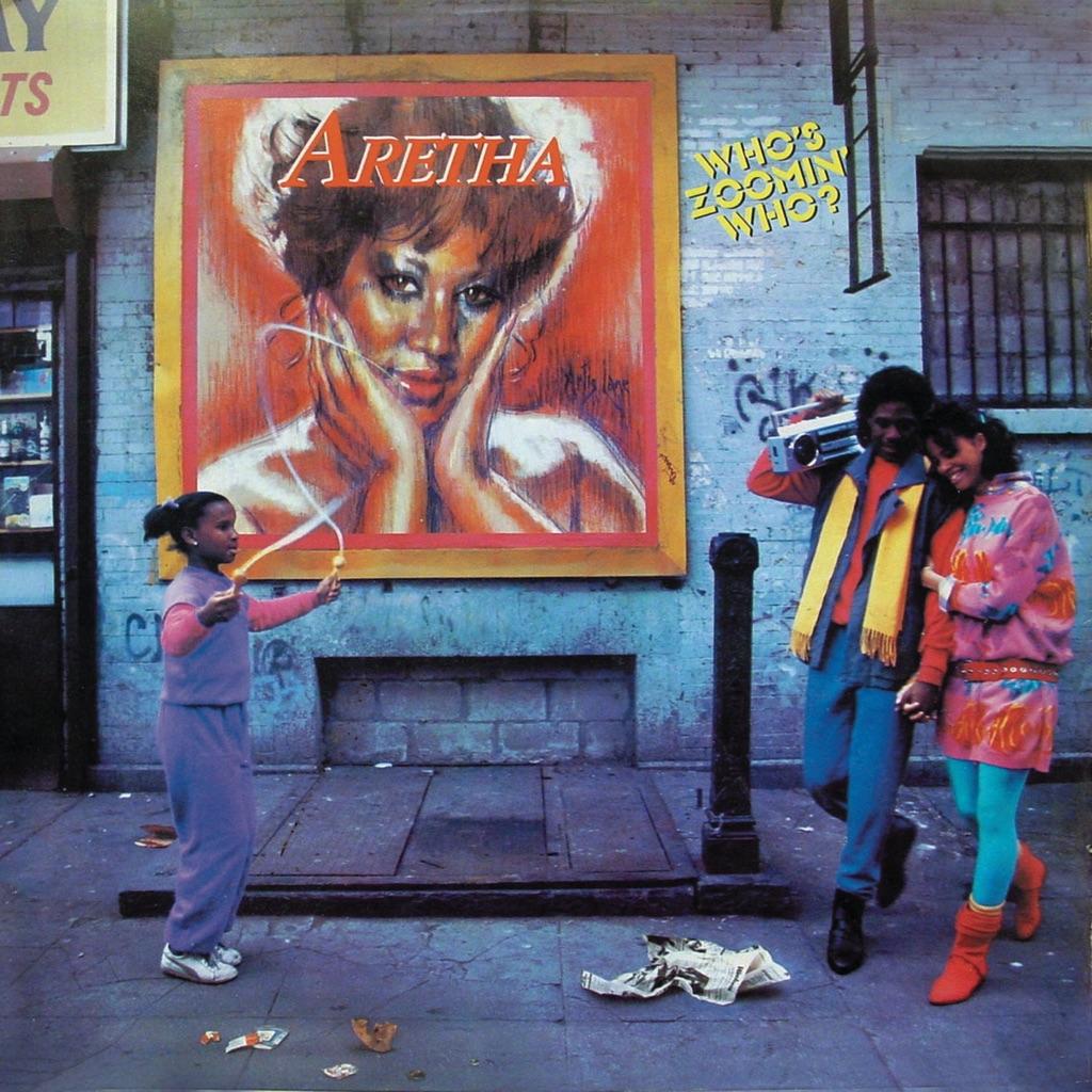 Aretha Franklin - Freeway of Love,music,Freeway of Love,Aretha Franklin