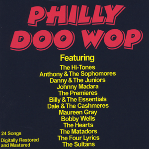 Various Artists - Philly Doo Wop