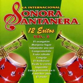 Cd 12 Éxitos la Internacional Sonora Santanera, Vol. 3   268x0w