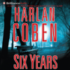 Harlan Coben - Six Years  artwork