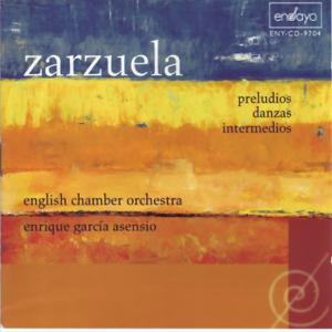 English Chamber Orchestra & E. Garcia Asensio - Benamor: Danza del Fuego