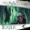 R.A. Salvatore - Exile: Legend of Drizzt: Dark Elf Trilogy, Book 2 (Unabridged)  artwork