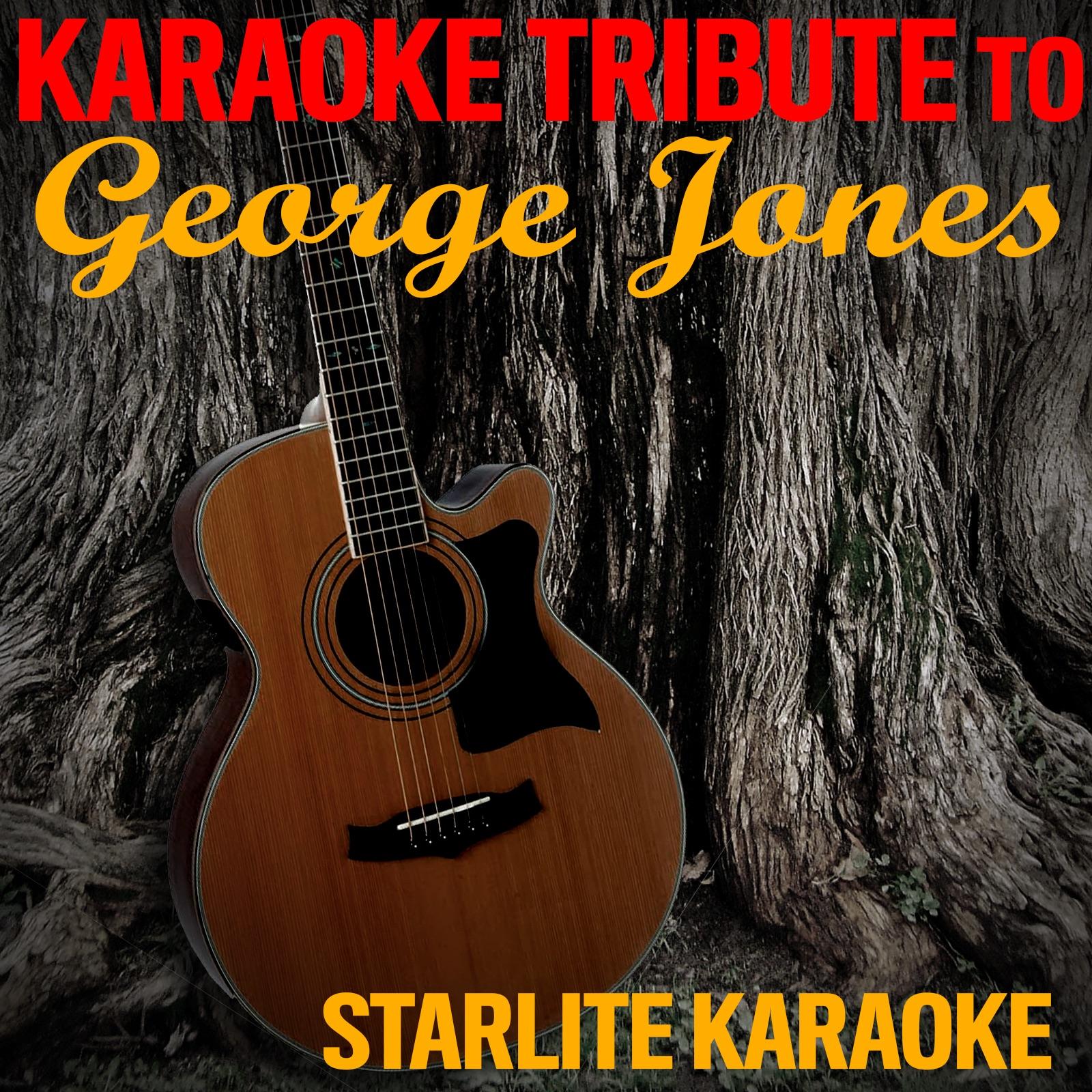 George Jones Karaoke Style
