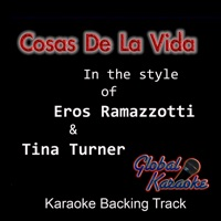 Cosas De La Vida (In the Style of Eros Ramazzotti & Tina Turner) [Karaoke Backing Track] - Single