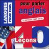 Jean-Pierre Berman, Michel Marcheteau & Michel Savio - 40 leçons pour parler anglais artwork