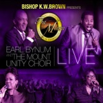 Earl Bynum and The Mount Unity Choir - God Is on Your Side (feat. Sharry Sarrel)