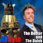 The Doctor and the Dalek - AVbyte - AVbyte