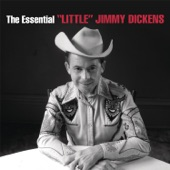 """""""Little"""" Jimmy Dickens - When the Ship Hit the Sand"""