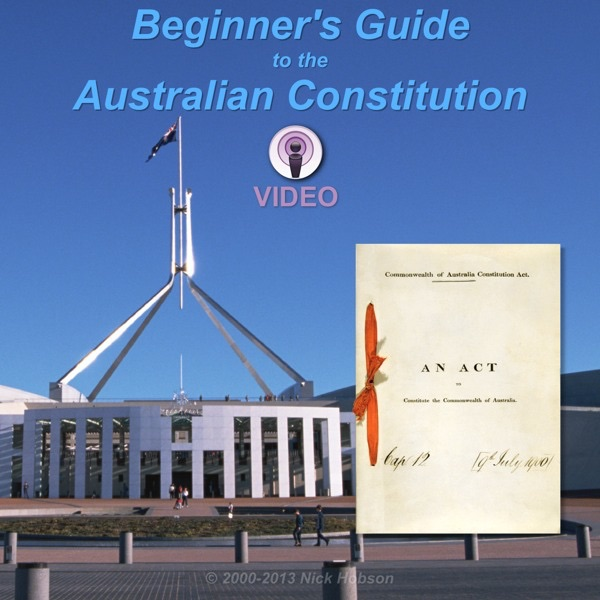 the australian constitution overview An overwhelming majority of electors voted in a national referendum to amend clauses of the australian constitution concerning aboriginal people today it is commonly regarded as a turning point in the history of relations between indigenous and white australians.
