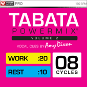 Tabata Powermix, Vol. 2