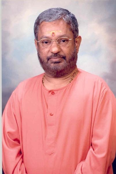 Chinmaya Vrindavan: Swami Shantananda's Keno Upanishad Podcast