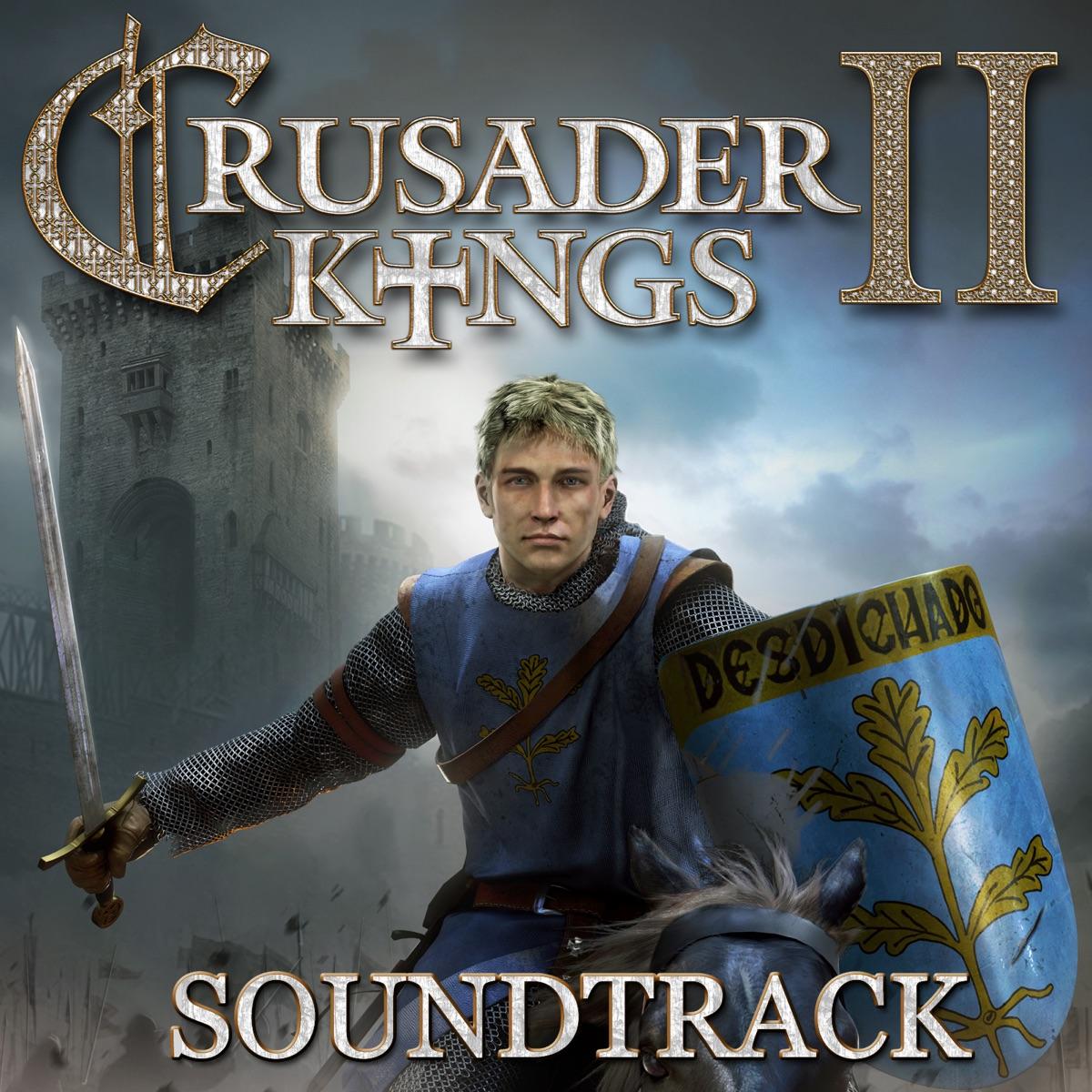 Crusader Kings II Album Cover by Paradox Interactive