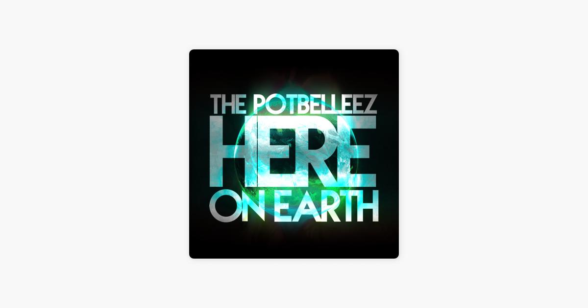 Potbelleez saved in a bottle lyrics
