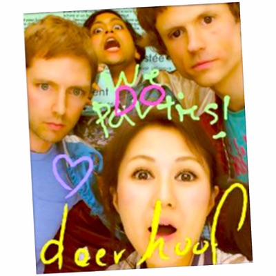 We Do Parties - EP - Deerhoof